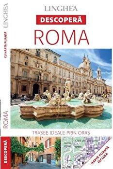 Descopera Roma, Ed. I/*** imagine elefant.ro 2021-2022