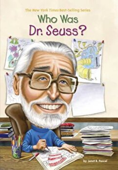 Who Was Dr. Seuss', Paperback/Janet Pascal poza cate