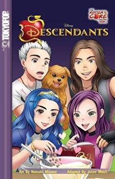 Disney Manga: Descendants the Rotten to the Core Trilogy Volume 2, Paperback/Jason Muell image0