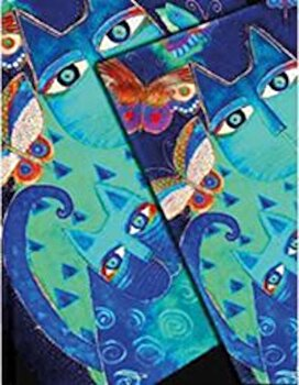 Blue Cats and Butterflies, Hardcover/*** imagine