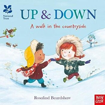 National Trust: Up and Down, A Walk in the Countryside, Hardcover/*** imagine