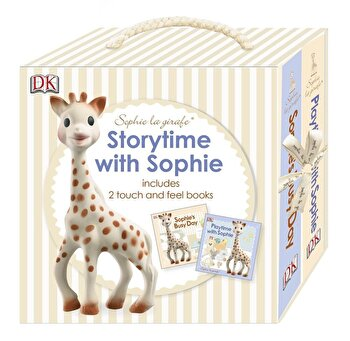 Storytime with Sophie, Hardcover/*** poza cate