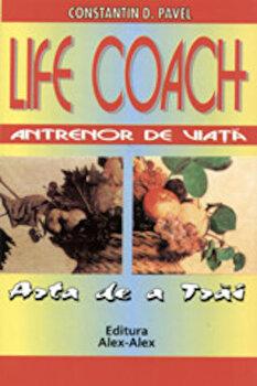 Life coach/Constantin D. Pavel imagine elefant.ro 2021-2022