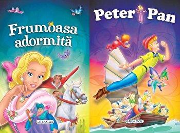 2 Povesti: Frumoasa adormita si Peter Pan/***