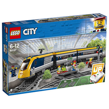 LEGO City, Tren de calatori 60197