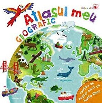 Imagine Atlasul Meu Geografic - ***