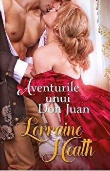 Aventurile lui Don Juan/Lorraine Heath