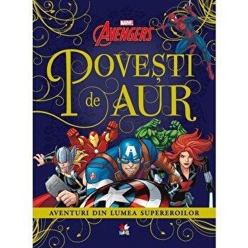 Marvel. Avengers. Povesti de aur. Aventuri din lumea supereroilor/***