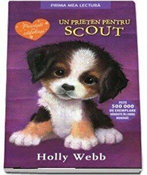 Un prieten pentru Scout/Holly Webb