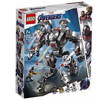 LEGO Super Heroes, Spargator de Masini de razboi 76124