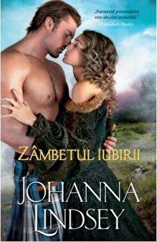 Zambetul iubirii/Johanna Lindsey