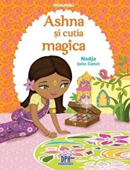 Ashna si cutia magica/Nadja, Julie Camel