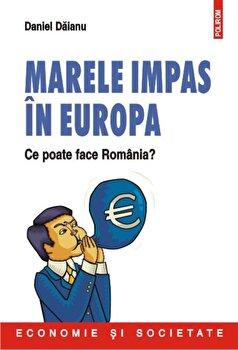 Marele impas in Europa. Ce poate face Romania'/Daniel Daianu imagine elefant.ro 2021-2022