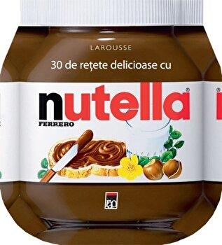 30 de retete delicioase cu Nutella/*** imagine elefant 2021