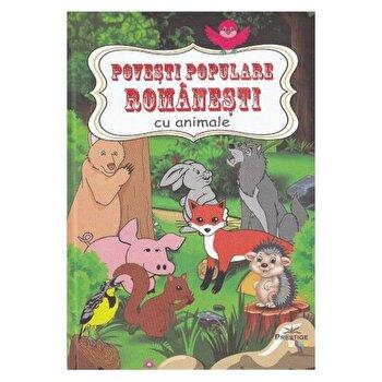 Povesti populare romanesti cu animale/***