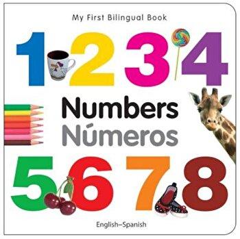 Numbers/Numeros, Hardcover/MiletPublishing image0