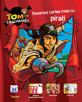 Desenez cartea mea cu pirati/***