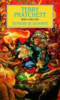 Seniori si doamne, Lumea disc, Vol. 14/Terry Pratchett