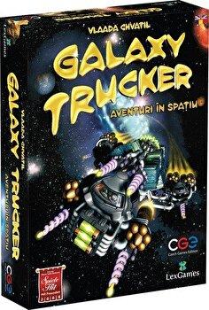 Joc Galaxy Trucker: Aventuri in Spatiu