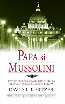 Papa si Mussolini/David I. Kertzer imagine elefant 2021