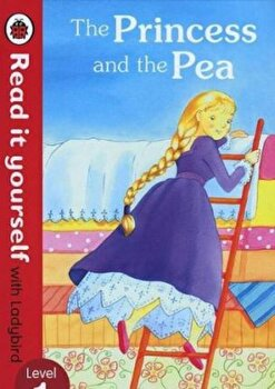 The Princess and the Pea: Read it yourself with Ladybird, Level 1/*** imagine