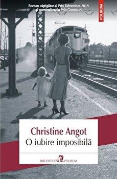 O iubire imposibila/Christine Angot imagine elefant 2021