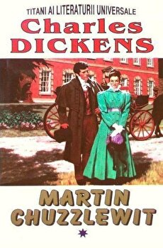 Martin Chuzzlewit, vol 1/Charles Dickens imagine