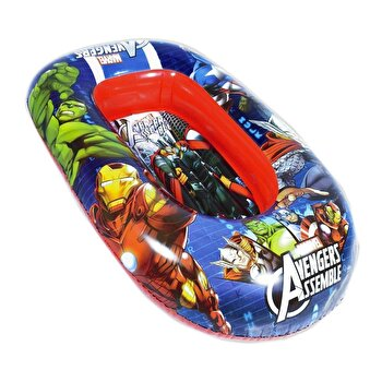 Barca gonflabila Avengers, 110 cm