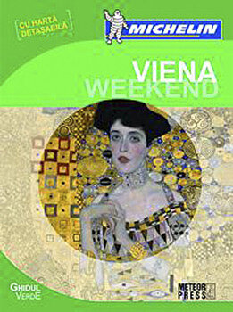 Ghidul Verde Michelin Viena Weekend (cu harta detasabila)/*** imagine elefant 2021