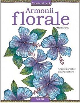 Armonii florale/Valentina Harper imagine elefant.ro 2021-2022