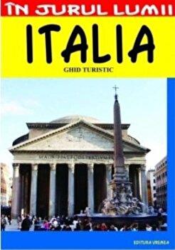 Italia - ghid turistic/Silvia Colfescu imagine elefant.ro 2021-2022