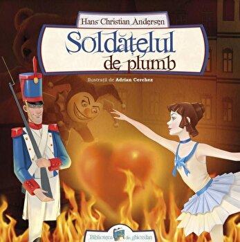 Soldatelul de plumb/Hans Christian Andersen