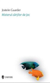 Coperta Carte Misterul cartilor de joc, ed II