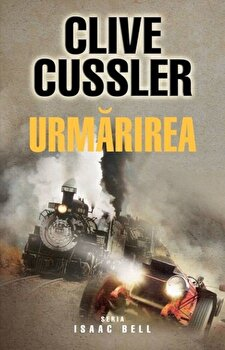 Urmarirea/Clive Cussler imagine elefant.ro 2021-2022