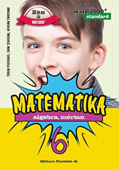 Mate standard. Cls. a VI-a. Lb. maghiara. Ed. 2 (2016-2017)/Sorin Peligrad, Ioan Serdean, Adrian Turcanu