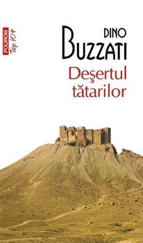 Imagine Desertul Tatarilor (top 10+) - dino Buzzati