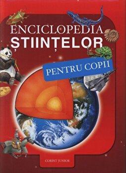 Enciclopedia stiintelor pentru copii/Orpheus Books