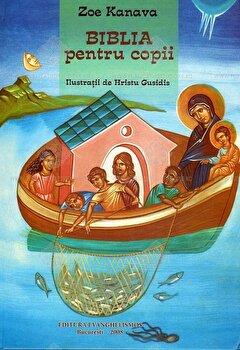 Coperta Carte Biblia pentru copii