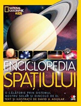 Enciclopedia Spatiului. O calatorie prin sistemul nostru solar si dincolo de el. National Geographic. /***