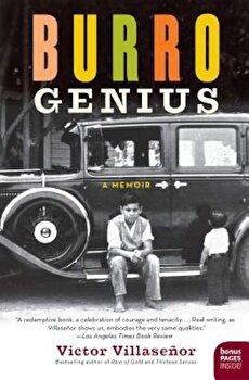 Burro Genius: A Memoir, Paperback/Victor Villasenor poza cate