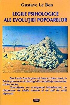 Legile psihologice ale evolutiei popoarelor/Gustave Le Bon poza cate