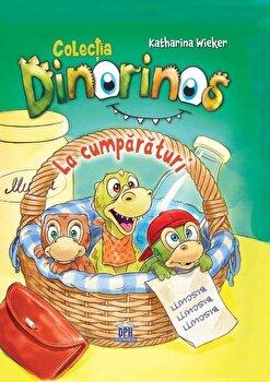 Dinorinos - la cumparaturi/Katharina Wieker