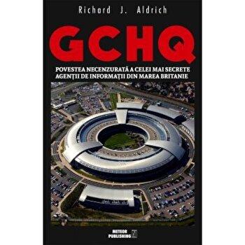 GCHQ/Richard J. Aldrich imagine elefant.ro 2021-2022