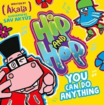 You Can do Anything (Hip and Hop), Paperback/Akala Sav Akyuz imagine