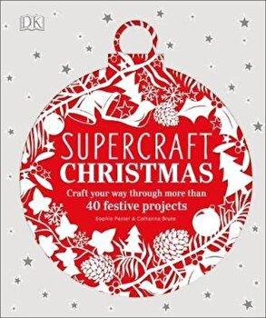 Supercraft Christmas, Hardcover/*** poza cate