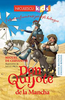 Don Quijote de la Mancha/repovestire de Sally Prue imagine