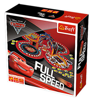 Joc Cars 3 - Full speed
