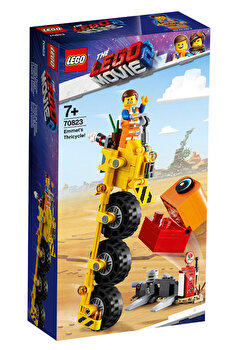 LEGO Movie 2, Triciclul lui Emmet! 70823
