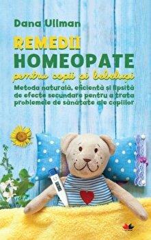 Remedii homeopate pentru copii si bebelusi/*** imagine elefant.ro 2021-2022