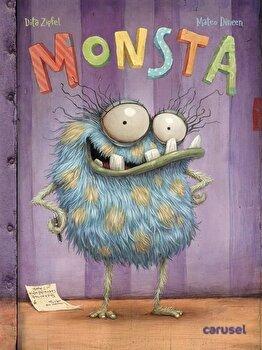 Monsta/Dita Zipfel, Mateo Dineen